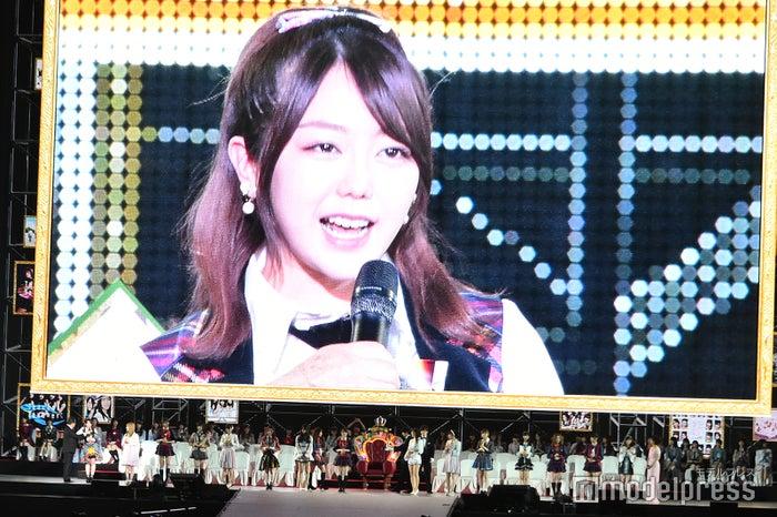 「AKB48 53rdシングル 世界選抜総選挙」 (C)モデルプレス