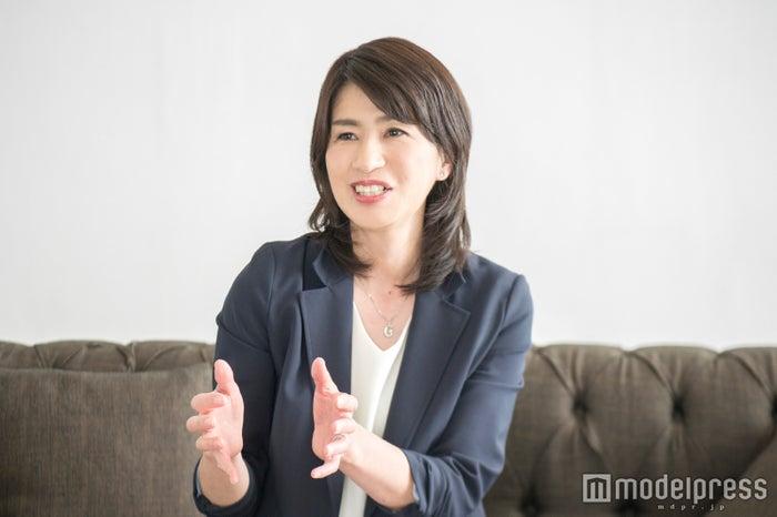 林田香織氏(C)モデルプレス