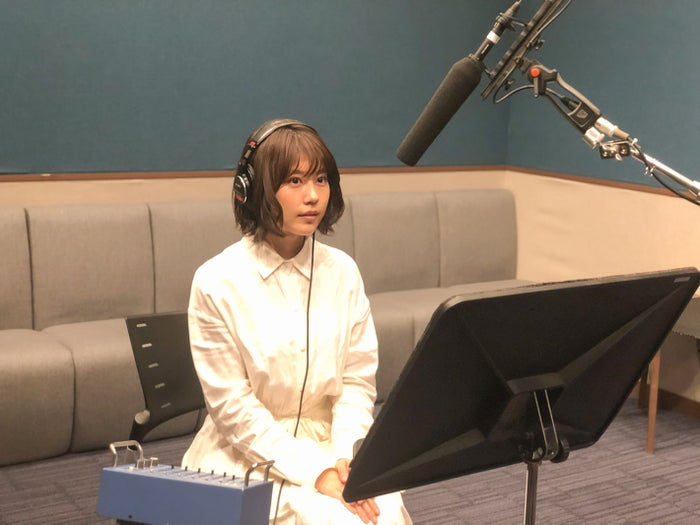 有村架純(C)2019 映画「駅までの道をおしえて」production committee