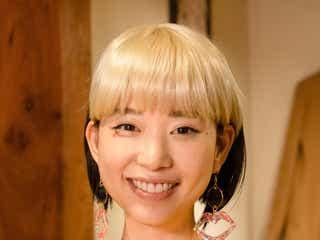 """森川葵、金髪前髪に奇抜ファッションで""""変態""""女子に<B面女子>"""