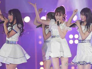 NMB48、関コレで新曲披露「京セラで10周年ライブを」目標宣言<関コレ2019A/W>