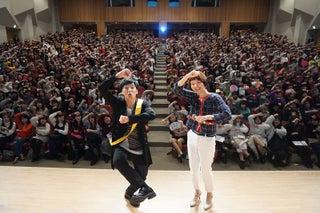 生田斗真、成人式にも飛び入り参加 「いだてん」裏話を披露