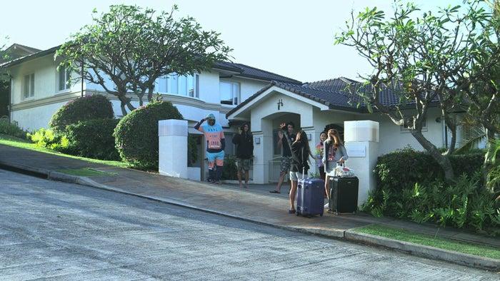 『TERRACE HOUSE ALOHA STATE』25th WEEK(C)フジテレビ/イースト・エンタテインメント