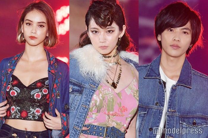 「GirlsAward」×「モデルプレス」ランウェイの模様を動画で配信<パート1>(C)モデルプレス