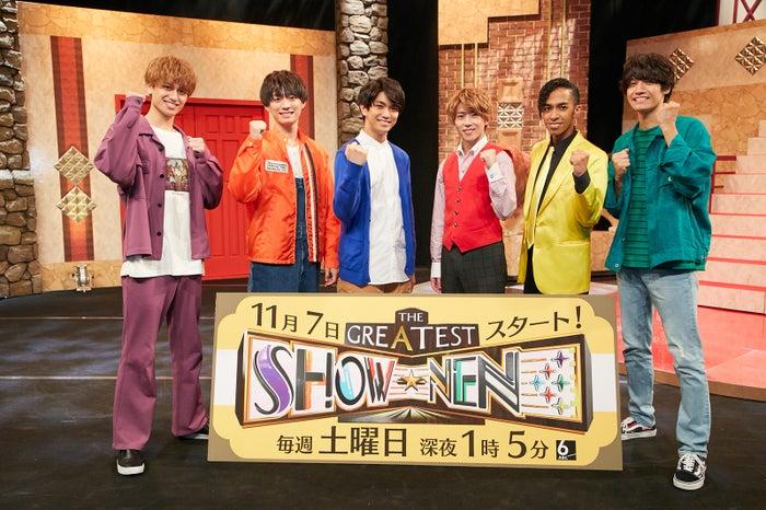 Aぇ! group(C)ABCテレビ