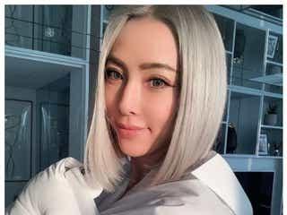 GENKING、ホワイトヘアにイメチェン「綺麗」「お人形さんみたい」と絶賛の声