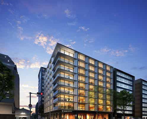 「ザ ロイヤルパークホテル アイコニック 京都」大浴場や宿泊者用ラウンジ備えた新ホテル