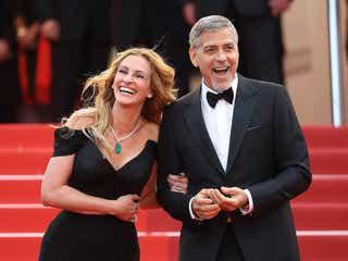 ジョージ・クルーニーとジュリア・ロバーツ、新作ロマンティックコメディで再共演へ。