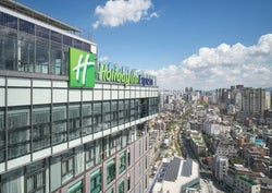Holiday Inn Express Seoul Hongdae(提供写真)