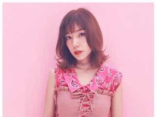 仲里依紗、ばっさりイメチェン「あなたのことはそれほど」クランクアップで脱黒髪「麗華さんさようなら」
