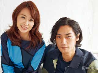 辺見えみり「LEE」で夫・松田賢二と2ショット初披露 こだわりの自宅も公開