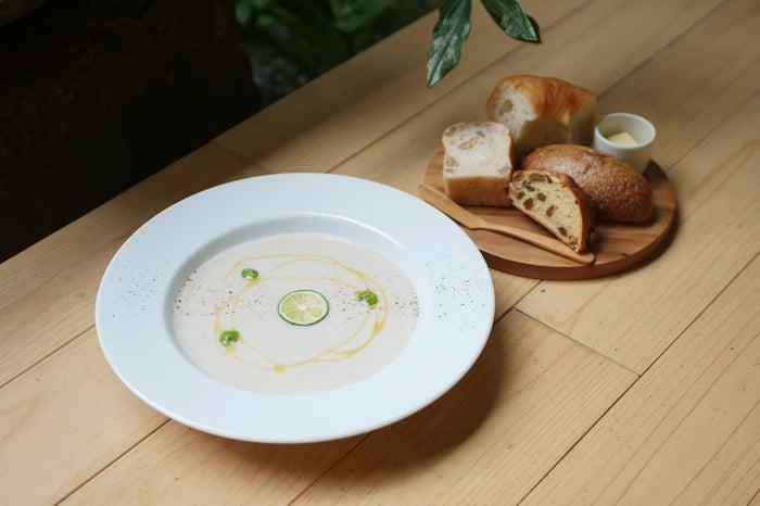 本日のスープ ¥1,800/画像提供:日と々と