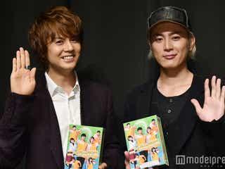 浦井健治、間宮祥太朗がLINEグループから消えた件を追求「すごい傷ついた!」