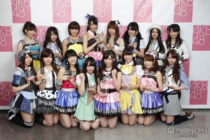 「AKB48 27thシングル 選抜総選挙 ~ファンが選ぶ64議席~」ネクストガールズ