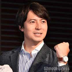 桝太一アナウンサー (C)モデルプレス