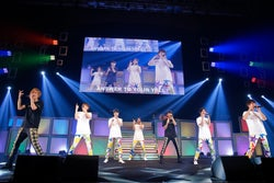 DearDream 1st LIVE TOUR 2018「ユメノコドウ」パシフィコ横浜国立大ホール/写真: Rie Suwaki(MAXPHOTO)