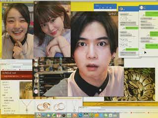 千葉雄大、二股中の恋人二人とオンラインデートでだまし合い ドラマ「ダブルブッキング」で主演