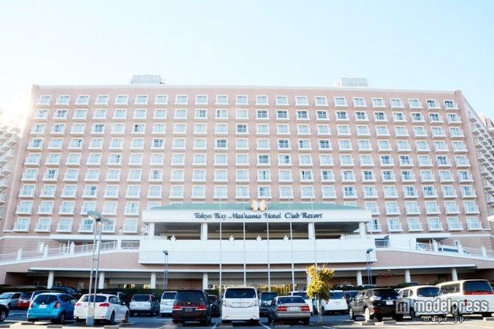 会場となった「東京ベイ舞浜ホテルクラブリゾート」