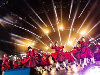 欅坂46は初登場 西川貴教・ENDRECHERI…「イナズマロック フェス 2018」3日間で15万人動員