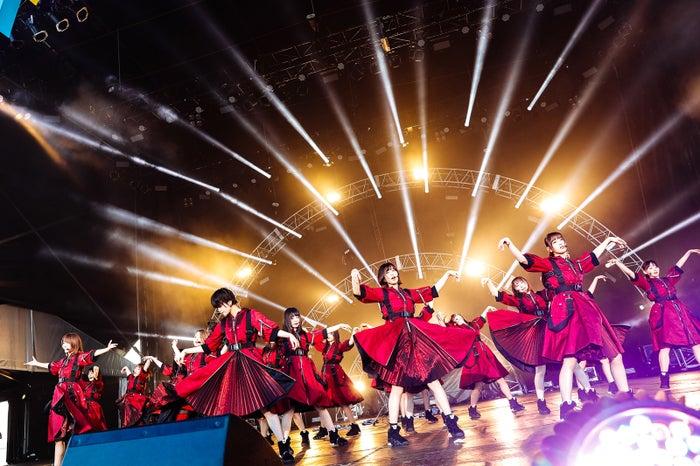 欅坂46 (C)イナズマロック フェス 2018 実行委員会
