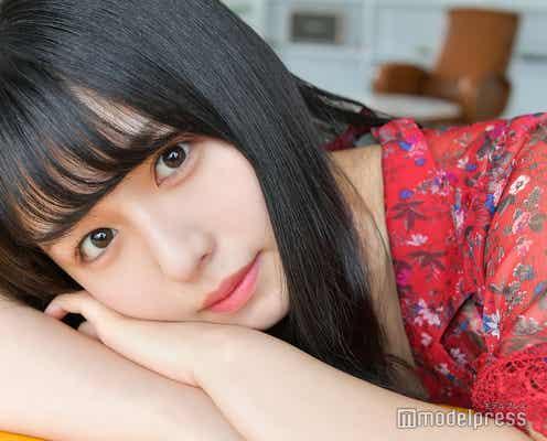 """<2018年上半期""""写真集女王""""欅坂46長濱ねるインタビュー>1年前の自分と現在を比較、""""攻めた""""写真の数々にメンバーは…【ここから】"""