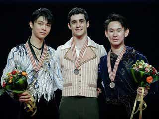 羽生結弦、フィギュア・ソチ銅メダルのデニス・テンさんを追悼 所属クラブが連名でコメント