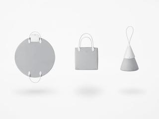 「ロンシャン」×nendoがコラボ 機能的でユニークなバッグを発売