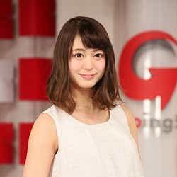 土曜日担当の大川藍(c)日本テレビ
