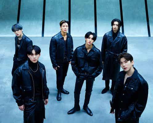 MONSTA X、日本9thシングル「WANTED」決定 最新ビジュアルも解禁