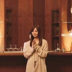 白石麻衣は新人タレント・麻生りなを演じた。(C)2016真鍋昌平・小学館/映画「闇金ウシジマくん3」製作委員会