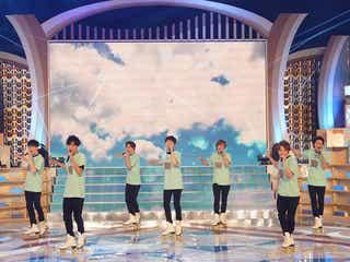 キスマイ「Everybody Go」で高橋尚子にエール<24時間テレビ43>