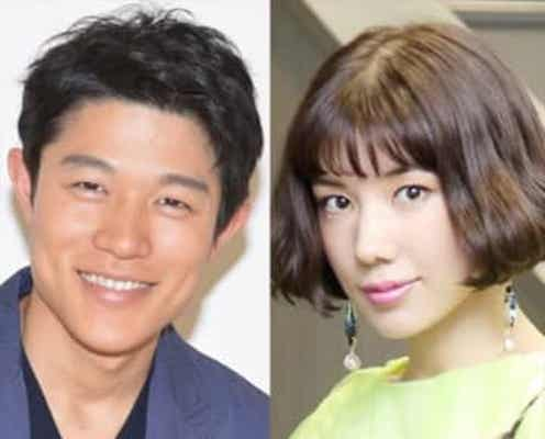 『TOKYO MER』鈴木亮平&仲里依紗、愛の告白風オフショットに「復縁して!」の声殺到