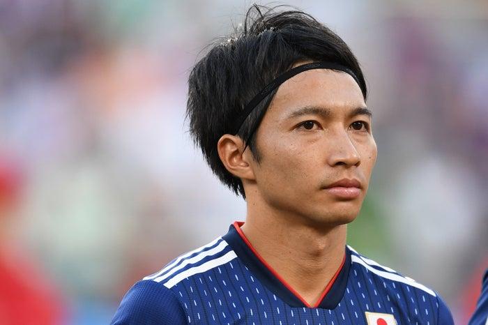 柴崎岳選手(Photo by Getty Images)