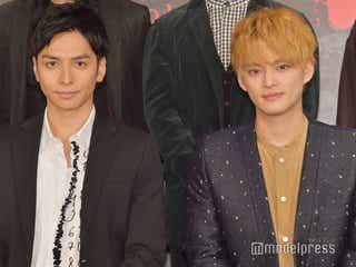 生田斗真&中山優馬が兄弟役「優馬を本当の弟としてかわいがっていきたい」
