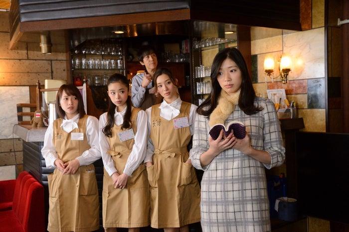 「こんにちは、女優の相楽樹です。」#3より (C)テレビ東京