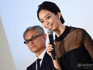 松島花、映画デビュー作で堤幸彦監督から洗礼?