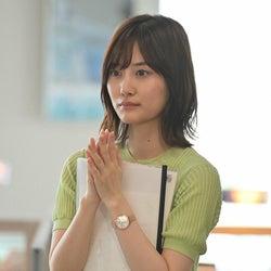 山下美月「着飾る恋には理由があって」第8話より(C)TBS