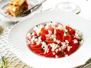 究極のシンプルレシピ!トマトと玉ねぎのサラダとアレンジ3選