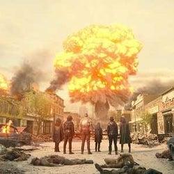 Netflix『アンブレラ・アカデミー』シーズン2大迫力の戦闘シーン、驚きの撮影舞台裏とは?