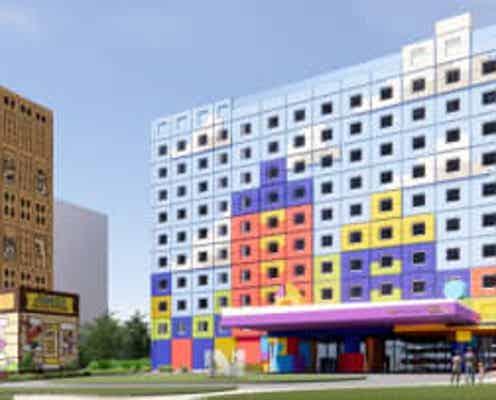 TDR『トイ・ストーリー』ホテル、来年4月5日オープン!