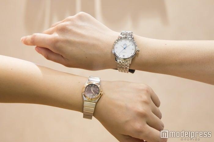OMEGA/一生使えるこだわりの時計を自分へプレゼント(C)モデルプレス