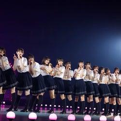 乃木坂46・4期生「乃木坂46 9th YEAR BIRTHDAY LIVE ~4期生ライブ~」(提供写真)