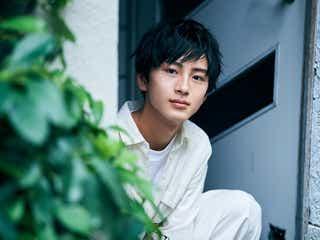端正な顔立ちの新人俳優・川向立人「Popteen」で雑誌デビュー「イケメン総選挙2021」に選出
