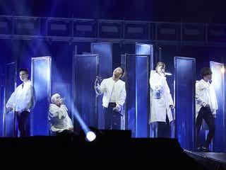 BIGBANG、海外アーティスト史上初の3年連続日本ドームツアーが、東京ドームよりスタート