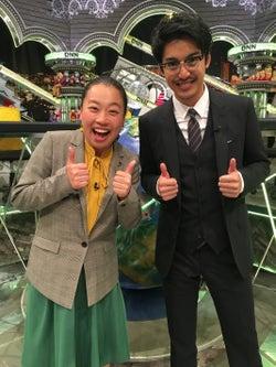 いとうあさこ、大野拓朗「全力!脱力タイムズ」/画像提供:フジテレビ
