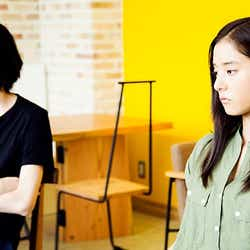 栁俊太郎、新木優子(C)「風のたより」製作委員会