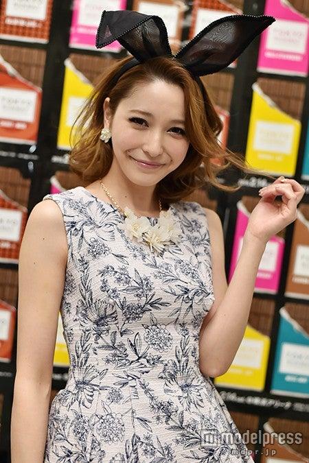 モデルプレスのインタビューに応じた藤井リナ【モデルプレス】