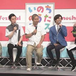 NEWS手越祐也、女子中学生をサプライズ訪問 加藤シゲアキも広島へ