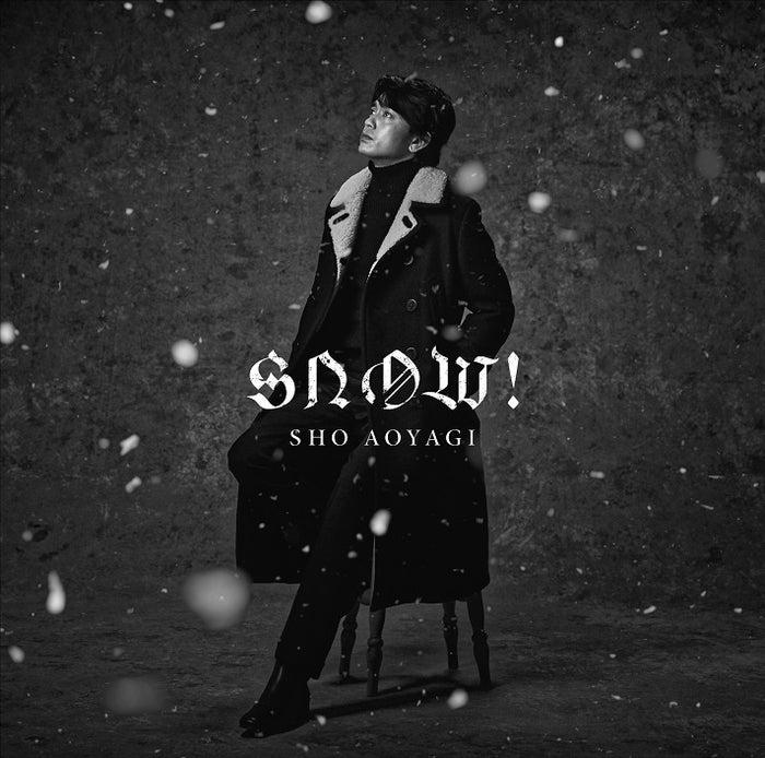 青柳翔3rdシングル「Snow!」(11月29日リリース)通常盤(提供写真)