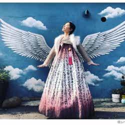 モデルプレス - SKE48松井珠理奈、インスタ映え写真100枚投稿に挑戦 「真似したい!」「絵になる」と反響